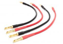 Mogami 3103 Bi-Wire-Lautsprecher(4er-Set) | VIABLUE 24k Gold T6S Bananenstecker